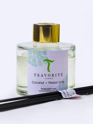 Coconut + Persian Lime Reed Diffuser